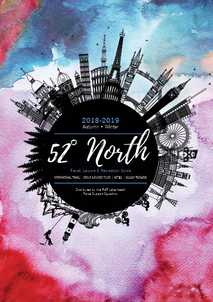 52 Degrees North Fall-Winter 2018-2019